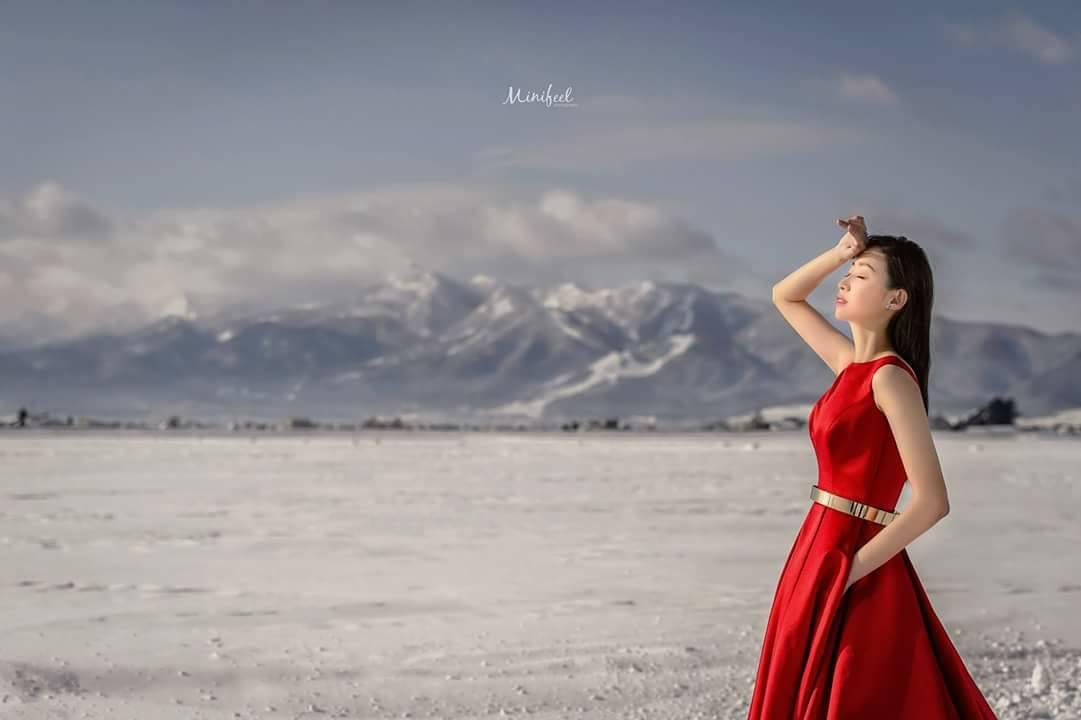 北海道海外婚紗