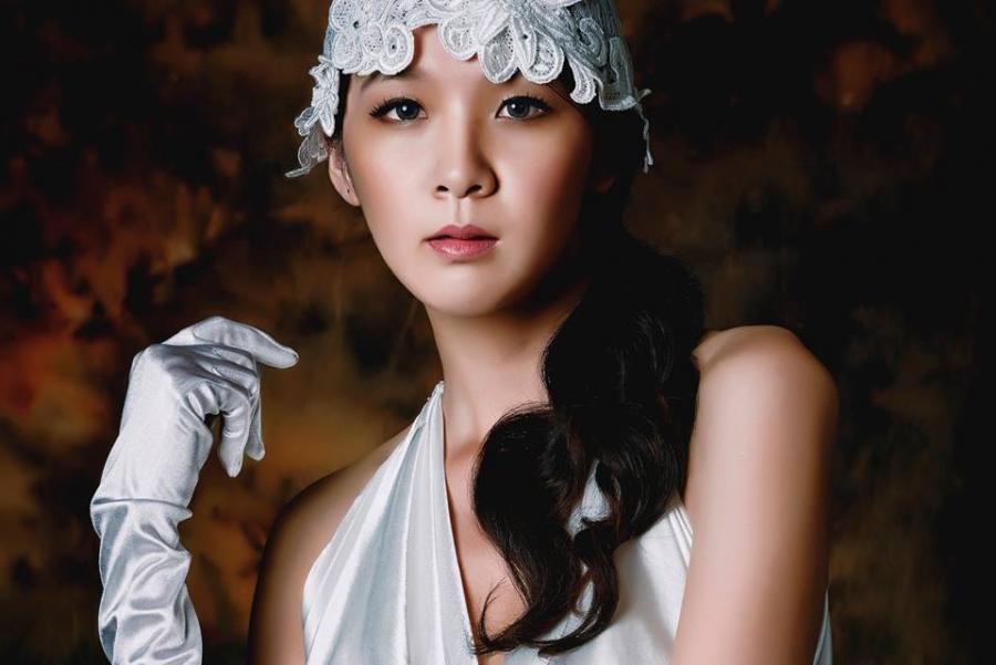 新娘秘書, 新娘造型, 韓系, 鮮花造型, 光澤肌, 歐美, 清新自然